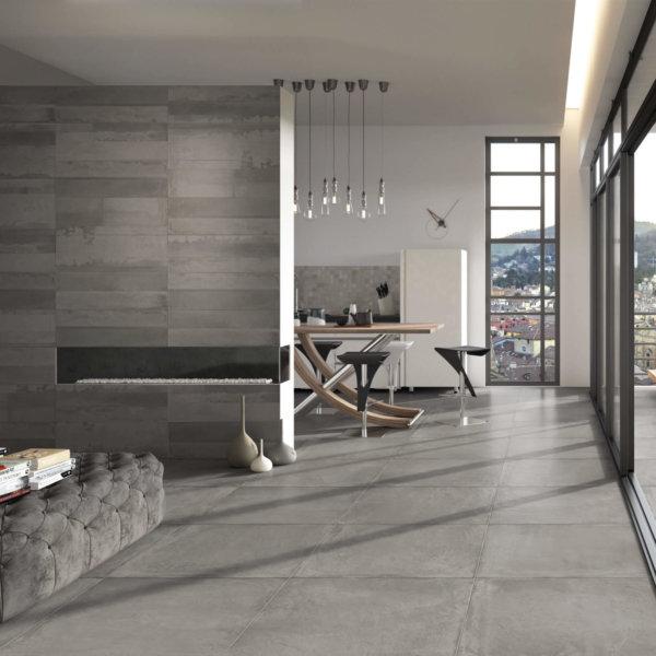 Terre Grigio Nat Rett 600x600mm_Stiles_Lifestyle_Image