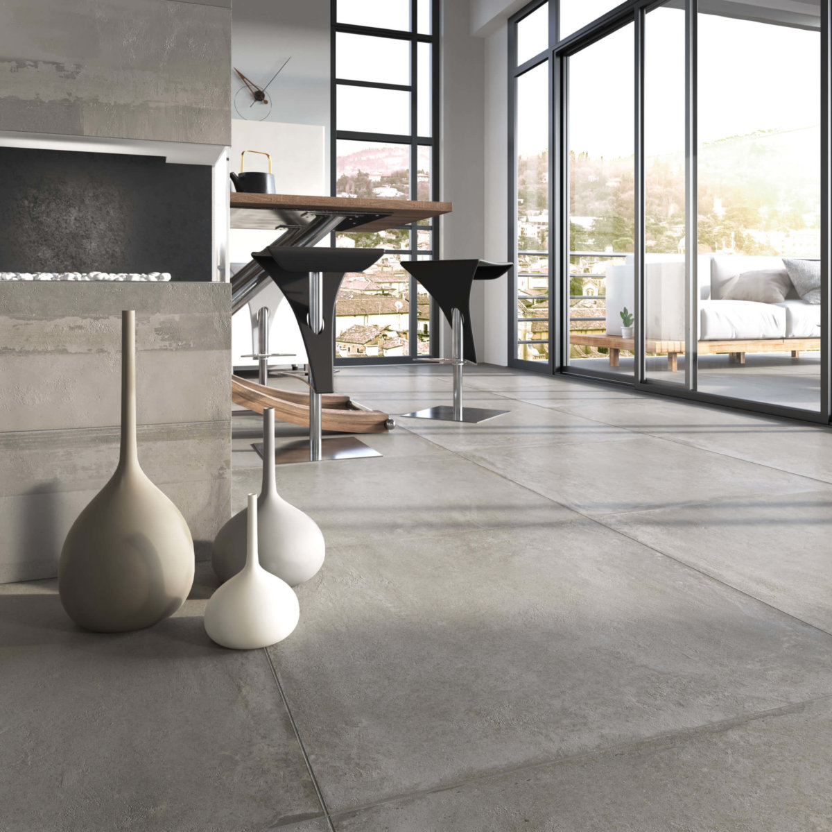 Terre Grigio Natural Rett 800x800mm_Stiles_Lifestyle2_Image