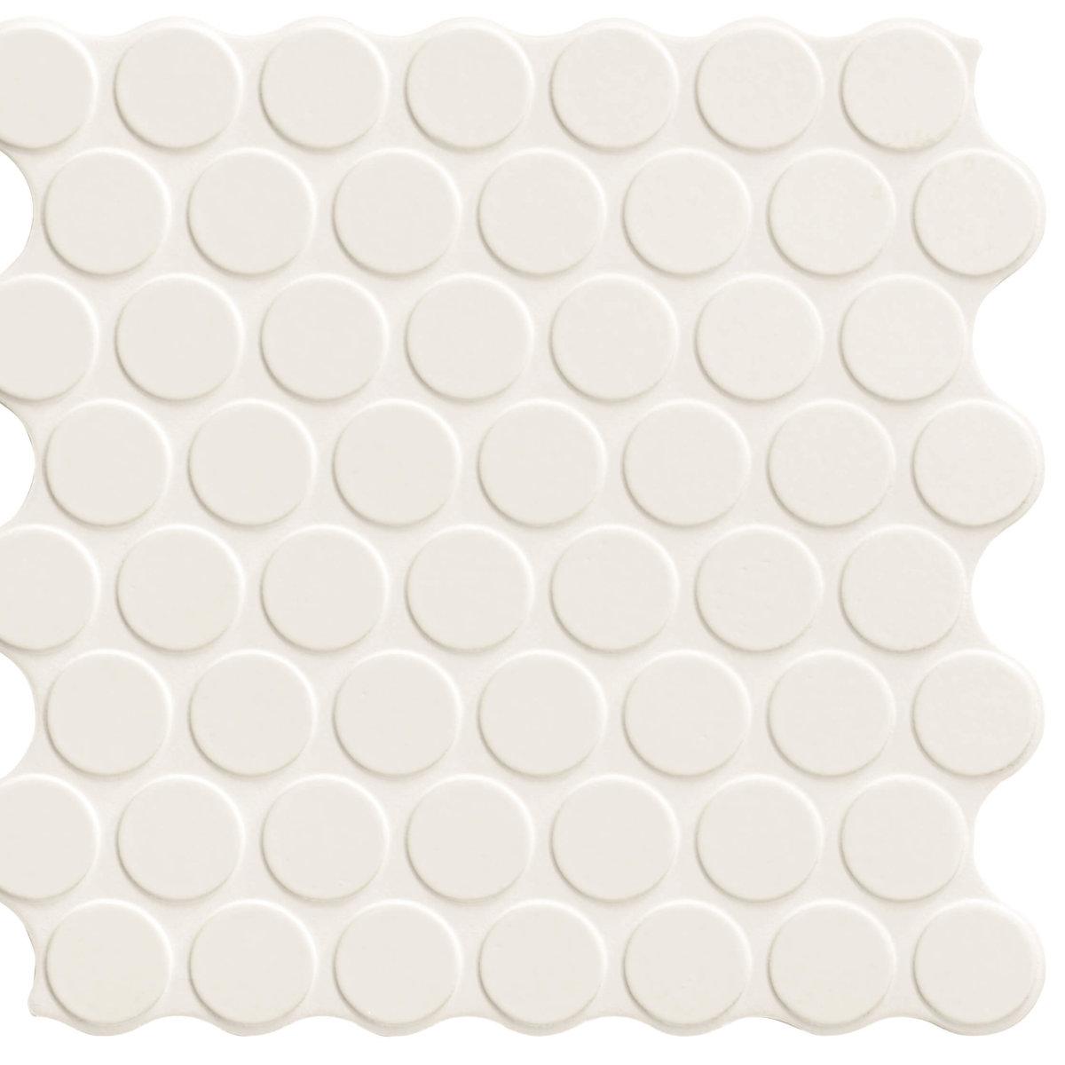 Circle White 309x309mm_Stiles_Product_Image