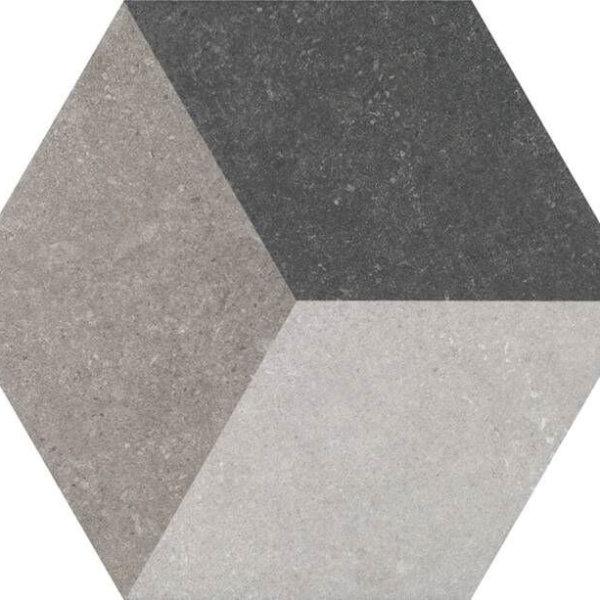 Codicer Hexagon Traffic 3D 220x250mm_Stiles_Product_Image