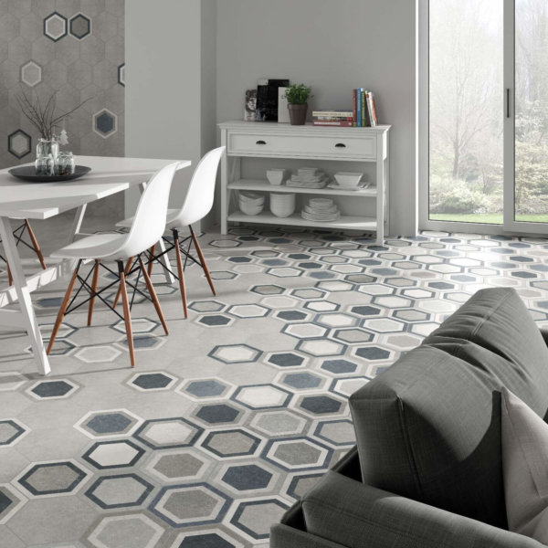 Codicer Hexagon Traffic Combi Grey 220x250mm_Stiles_Lifestyle_Image