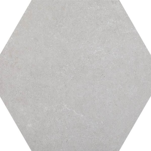 Codicer Hexagon Traffic Silver 220x250mm_Stiles_Product_Image