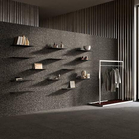 Coem Terrazzo Bucchero Maxi 600x1200mm_Stiles_Lifestyle_Image