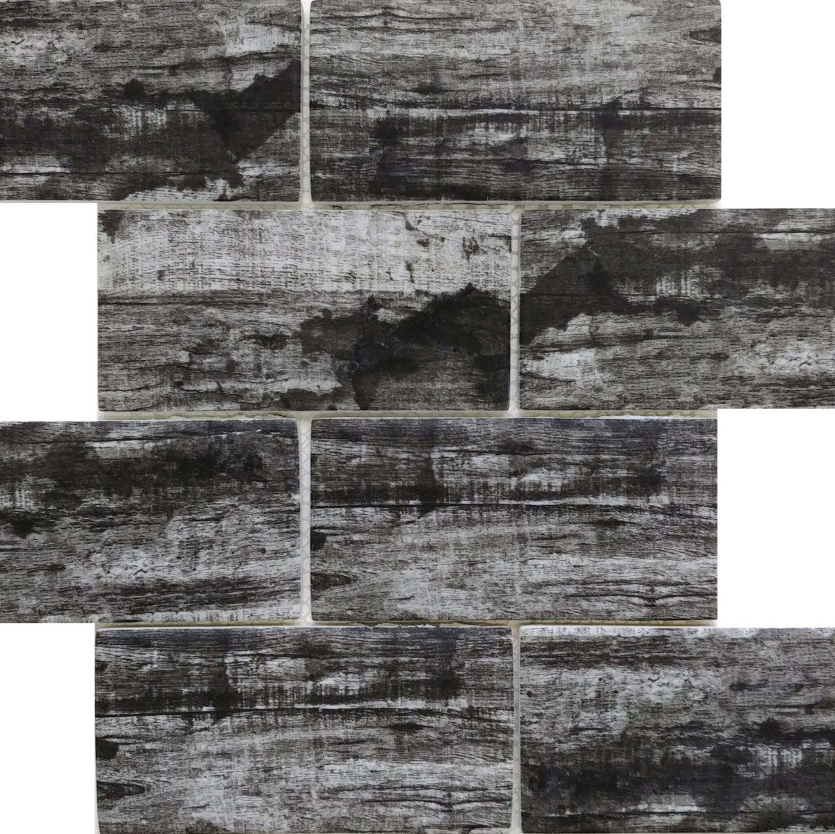 DJ Eco Wood Mahogany 295x295mm_Stiles_Product_Image