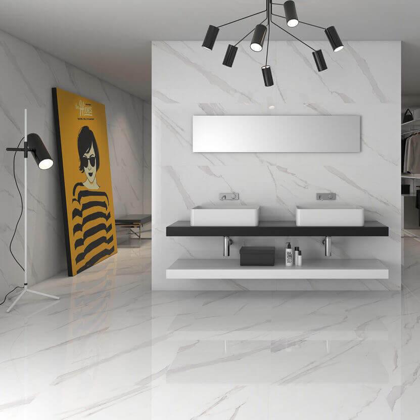 G Statuary Polished 600x1200mm_Stiles_Lifestyle_Image