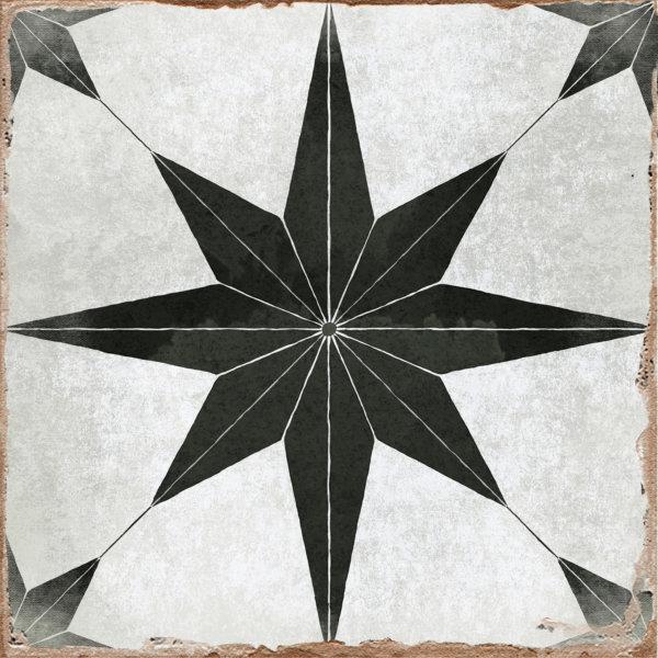 MV Picasso Estrella Nero 200x200mm_Stiles_Product1_Image