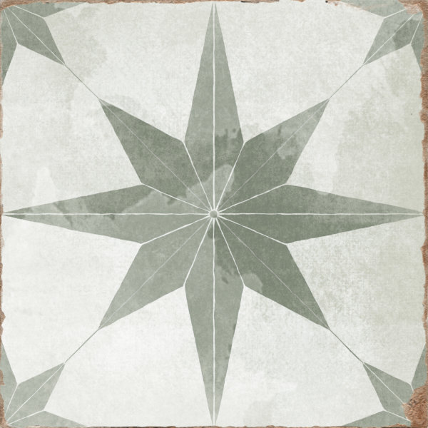 MV Picasso Star Verde 200x200mm_Stiles_Product1_Image