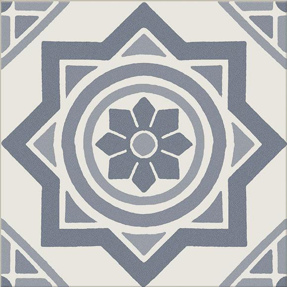 CRS Antigua Decoro Azul 200x200mm_Stiles_Product10_Image