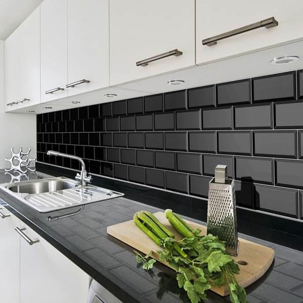 CRS Black Biselado Brillo 100x300mm_Stiles_Lifestyle2_Image