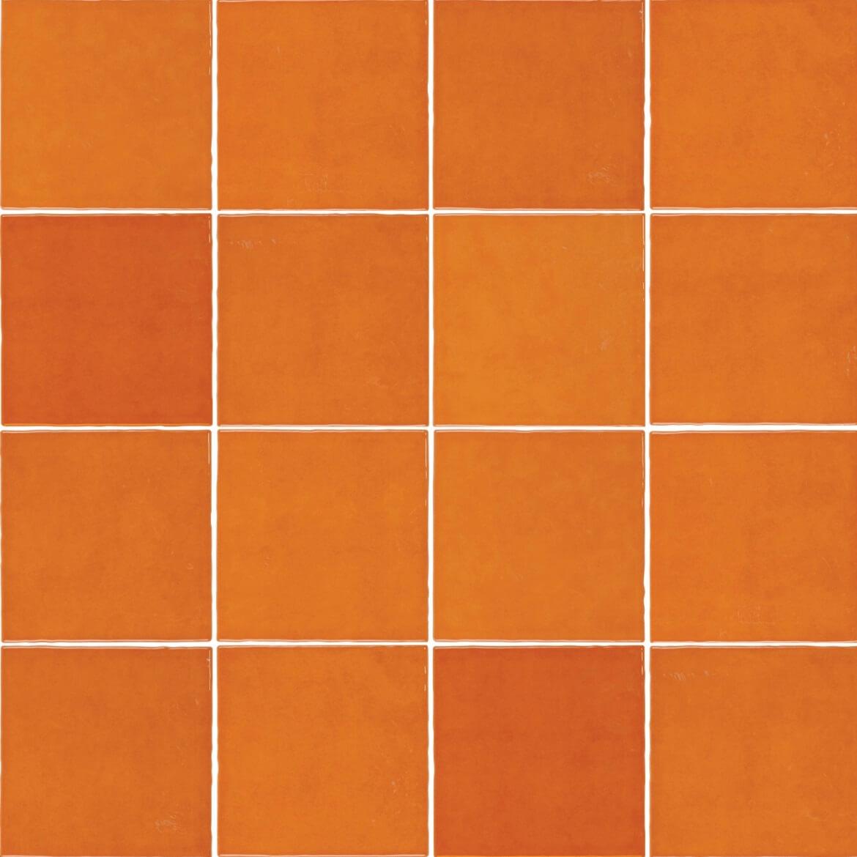 MV Casablanca Quadrato Tangerine 120x120mm_Stiles_Product_Image