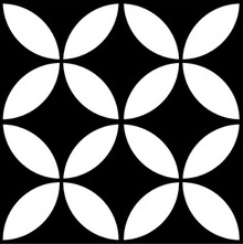 MV Picasso Circulos 200x200mm_Stiles_Product_Image