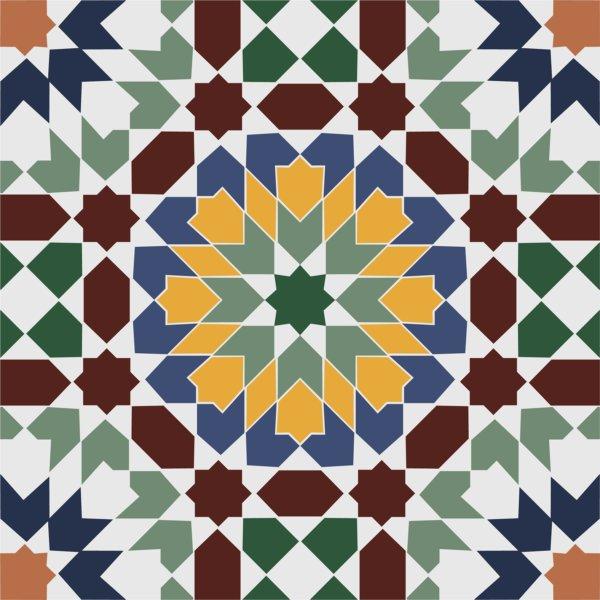 MV Picasso Marakesh 200x200mm_Stiles_Product_Image
