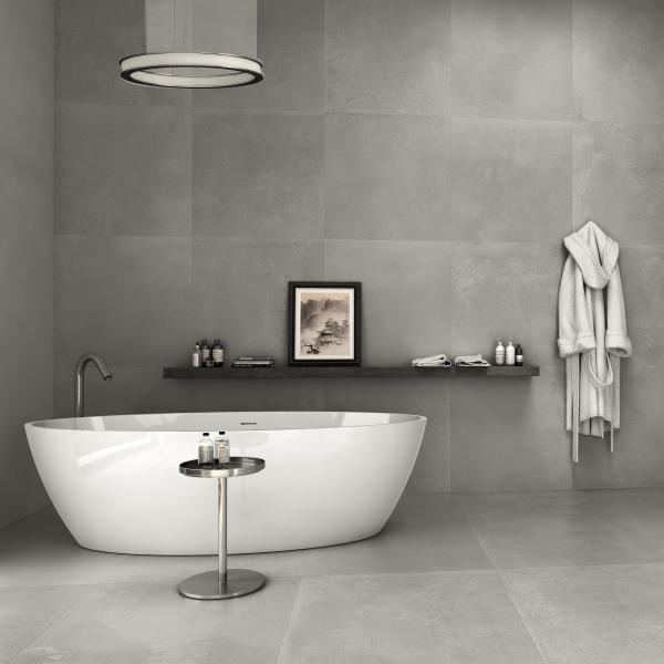Etile Tribeca Grey Matt 750x1500mm_Stiles_Lifestyle Image