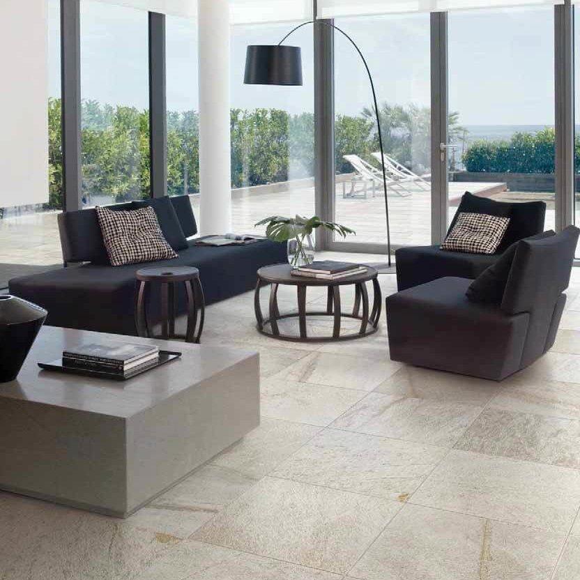 Florim Walks White Natural 600x600mm_Stiles_Lifestyle_Image2