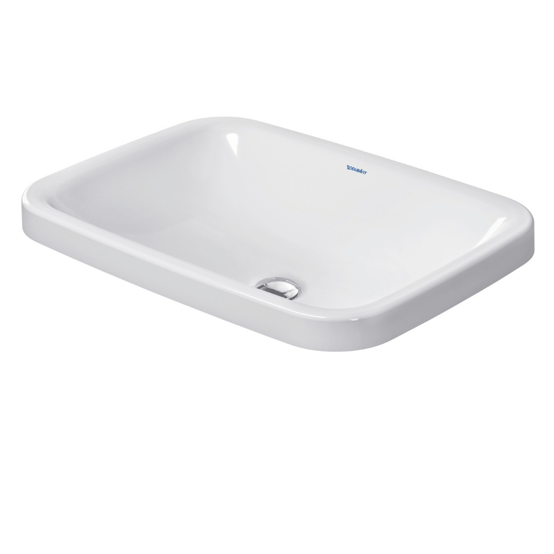 D DuraStyle Drop-in Basin 600x430mm_Stiles_Product_Image