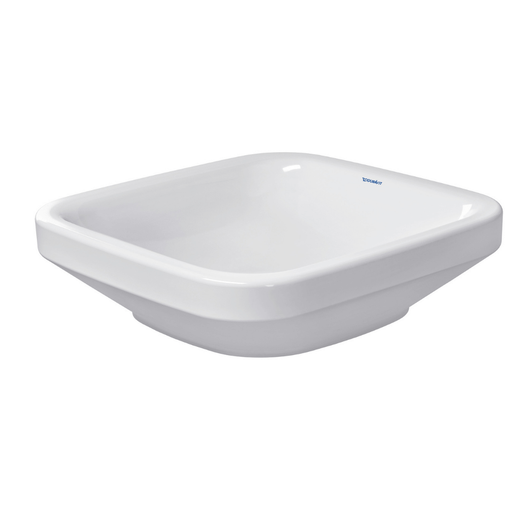 D DuraStyle Grounded Counter Top Basin 430x430mm_Stiles_Product_Image