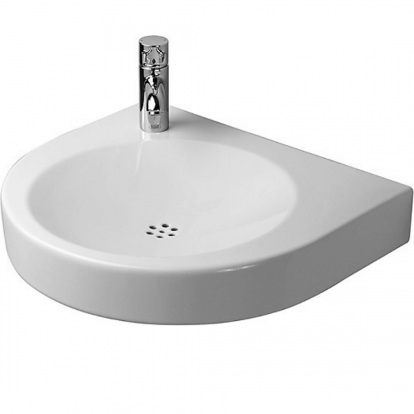 Duravit Architec Barrier Free Basin 575x520mm_Stiles_Product_Image