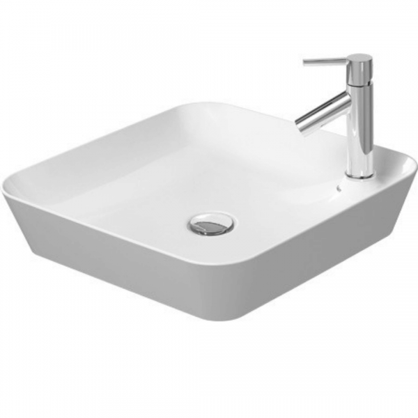Duravit Cape Cod Basin 460x460mm_Stiles_Product_Image
