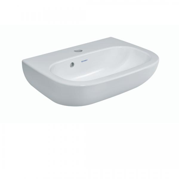 Duravit D-code Basin 450x340mm_Stiles_Product_Image1