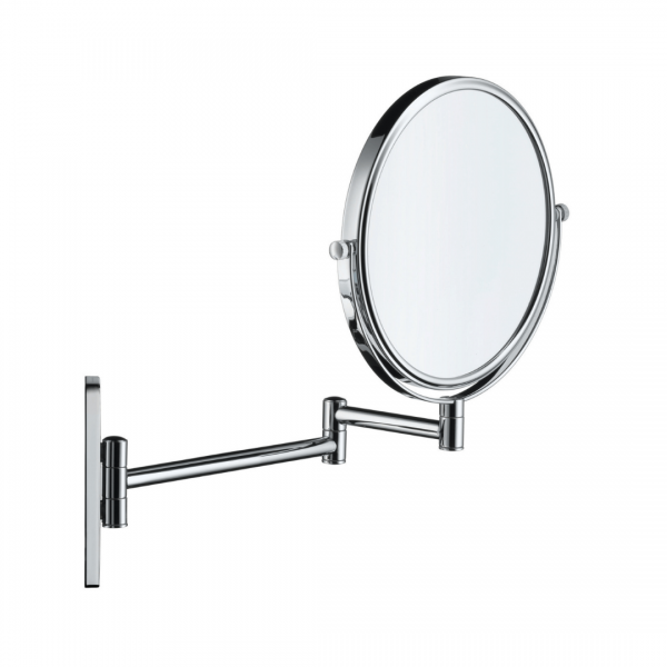 Duravit D-code Cosmetic mirror 3x magnify 232x317mm_Stiles_Product_Image