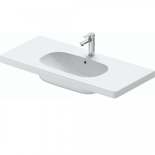 Duravit D-code WM Basin 1050x480mm_Stiles_Product_Image1