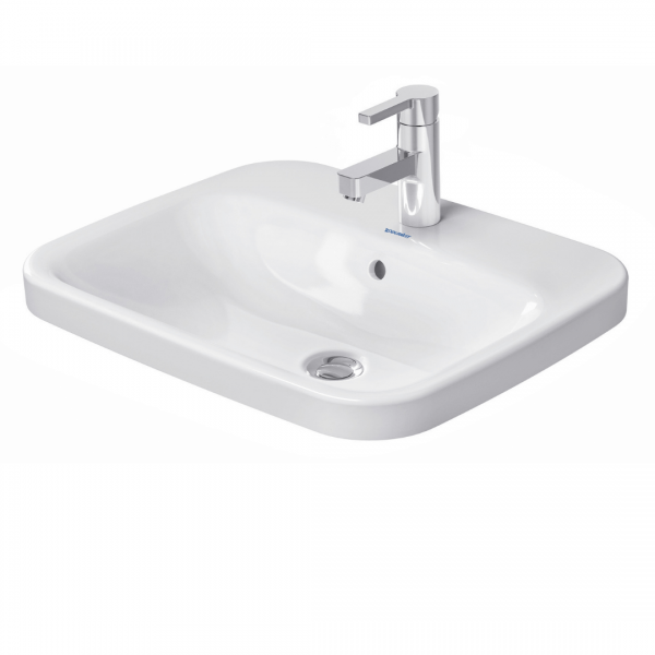 Duravit DuraStyle Drop-in Basin 560x455mm_Stiles_Product_Image