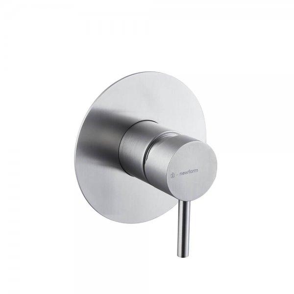 69675X Newform X-Steel 316 Shower Mixer_Stiles_Product_Image