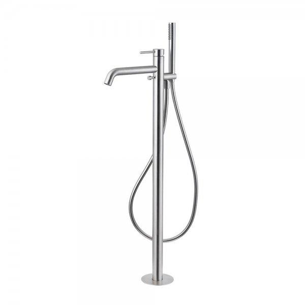 69684E Newform X-Steel 316 FS Bath Mixer_Stiles_Product_Image