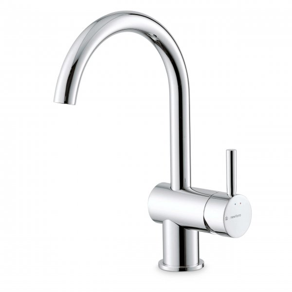 708122_N Blink Basin Mixer (with swivel spout)_Stiles_Product_Image
