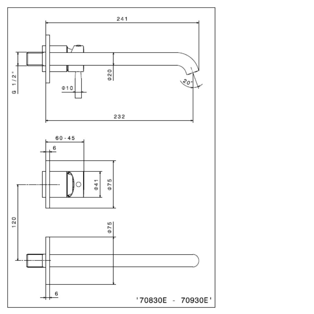 70830E_N Blink Basin Set (2 piece)_Stiles_TechDrawing_Image