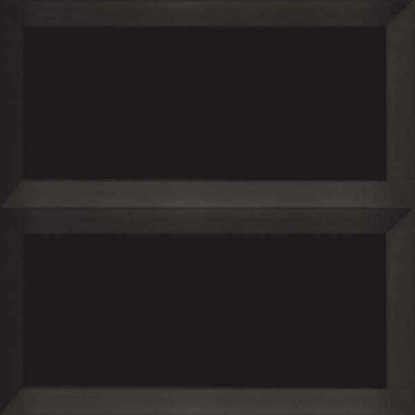 CRS Black Biselado Brillo 75x150mm_Stiles_Product_Image
