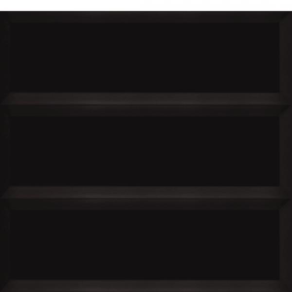 CRS Black Biselado Matt 100x300mm_Stiles_Product_Image