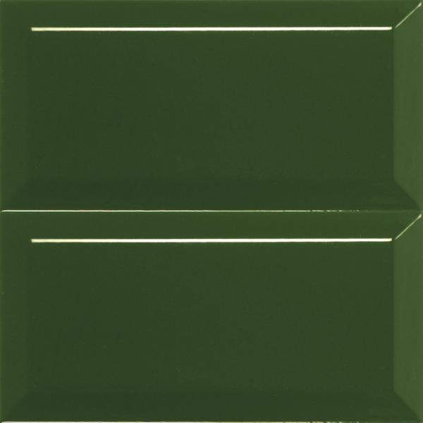 CRS Verde Botella Biselado Brillo 100x200mm_Stiles_Product_Image