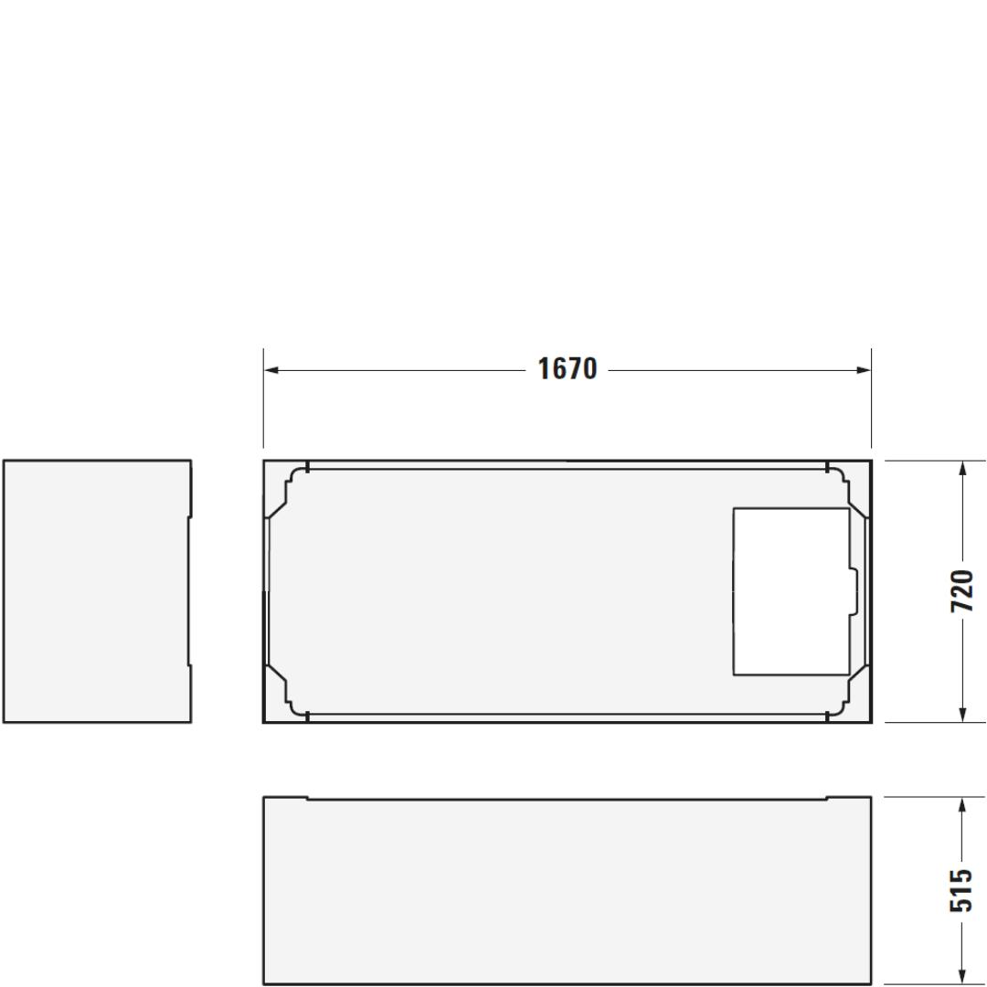 D D-Code BI Bath 1700x750mm_Stiles_TechDrawing_Image4