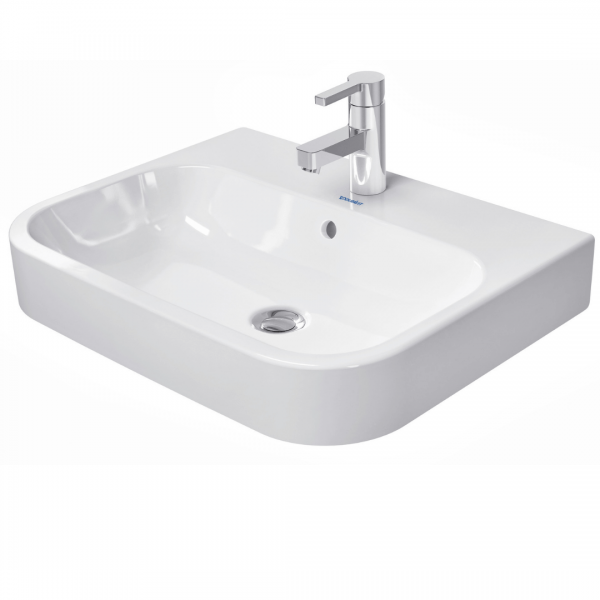 D Happy D2 Grounded Counter Top Basin 600x460mm_Stiles_Product_Image