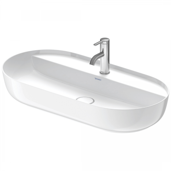 D Luv Counter Top Basin 800x400mm_Stiles_Product_Image
