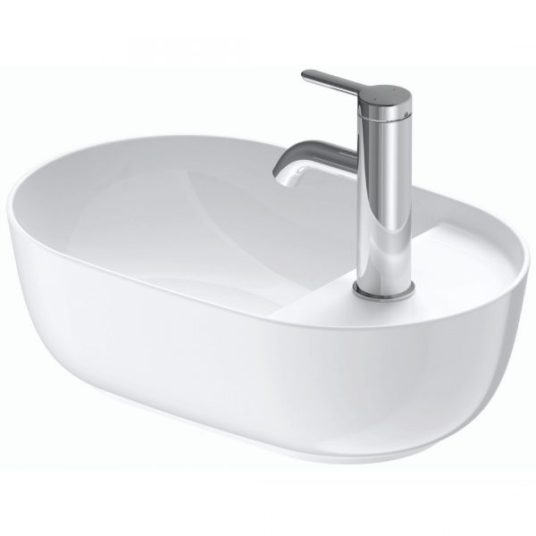 D Luv Ground Counter Top Basin 420x270mm_Stiles_Product_Image