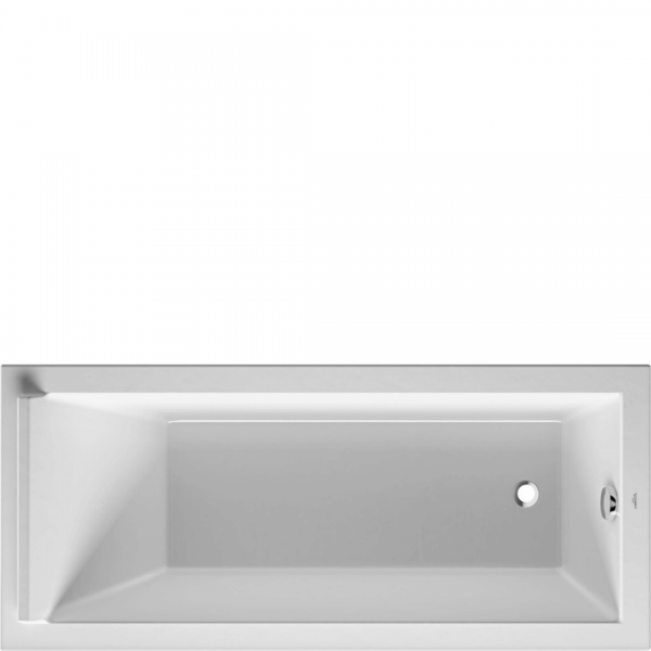 D Starck 3 BI Bath 1700x750mm_Stiles_Product_Image2