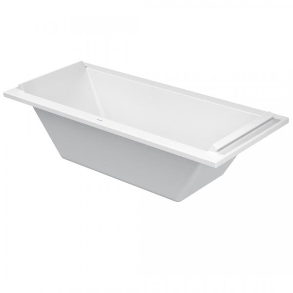 D Starck 3 BI Bath 1800x800mm_Stiles_Product_Image