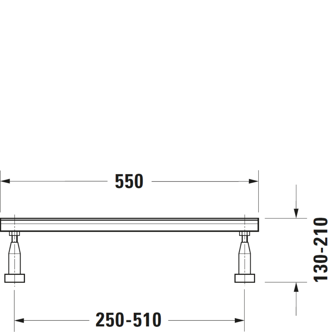 D Support frame for 700335_Stiles_TechDrawing_Image2