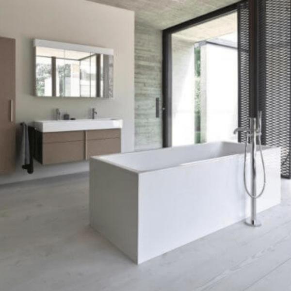 D Vero Air FS Bath 1800x800mm_Stiles_Lifestyle_Image
