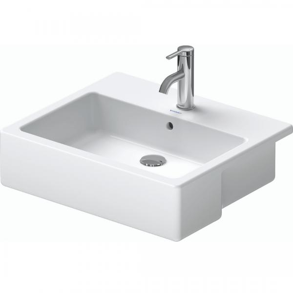 D Vero Semi-recessed Basin 550x470mm_Stiles_Product_Image