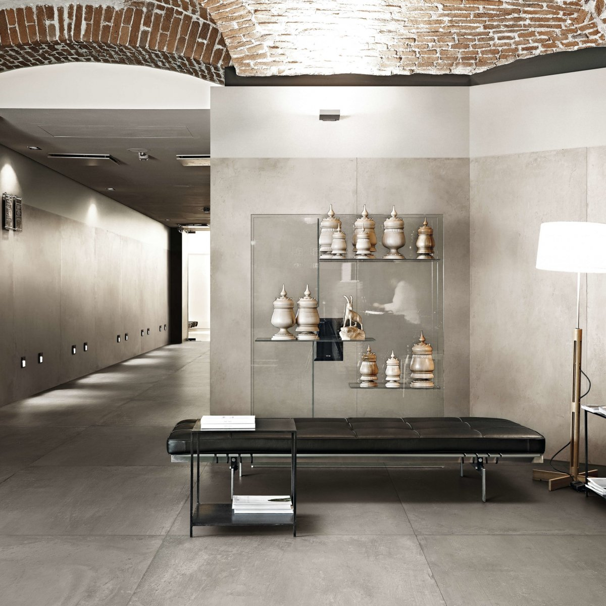 Florim Beton One Greige 600x600mm_Stiles_Lifestyle_Image2