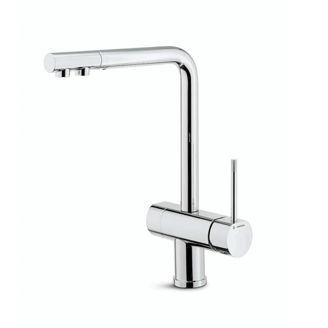 3101.2 Newform Moony Sink Mixer with Purifier_Stiles_Product_Image