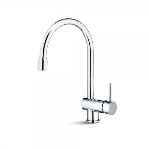4345 Newform XT Sink Mixer (with pull out spout)_Stiles_Product_Image