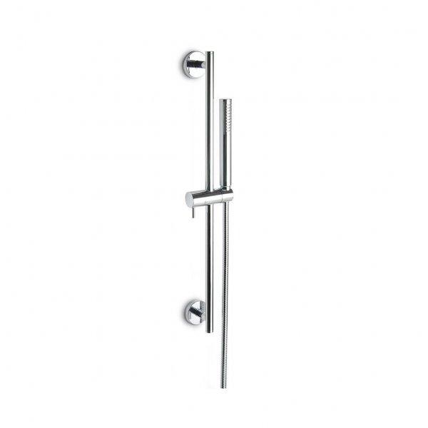 61356 Newform Xt MiniX Wellness Handshower and rail set_Stiles_Product_Image