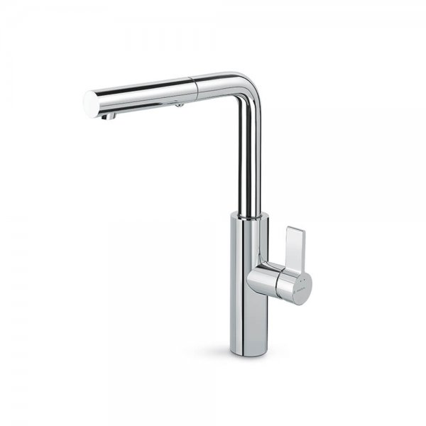 63915 Newform Libera Jetspray Sink Mixer with pull out spout_Stiles_Product_Image