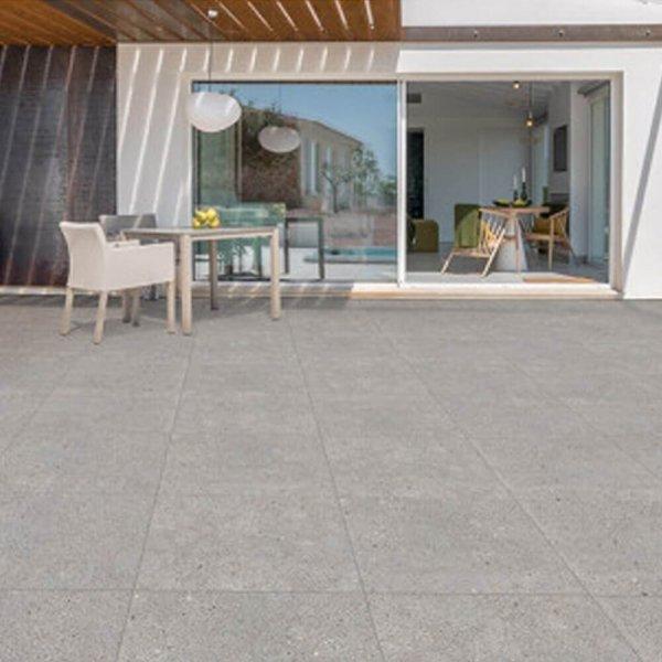 Ceramic Industries Nostalgia Grey Eco SR 600x600mm_Stiles_Lifestyle_Image