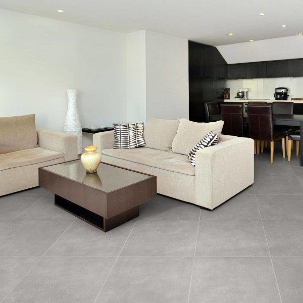Ceramic Industries Soho Grey Eco 600x600mm_Stiles_Lifestyle_Image