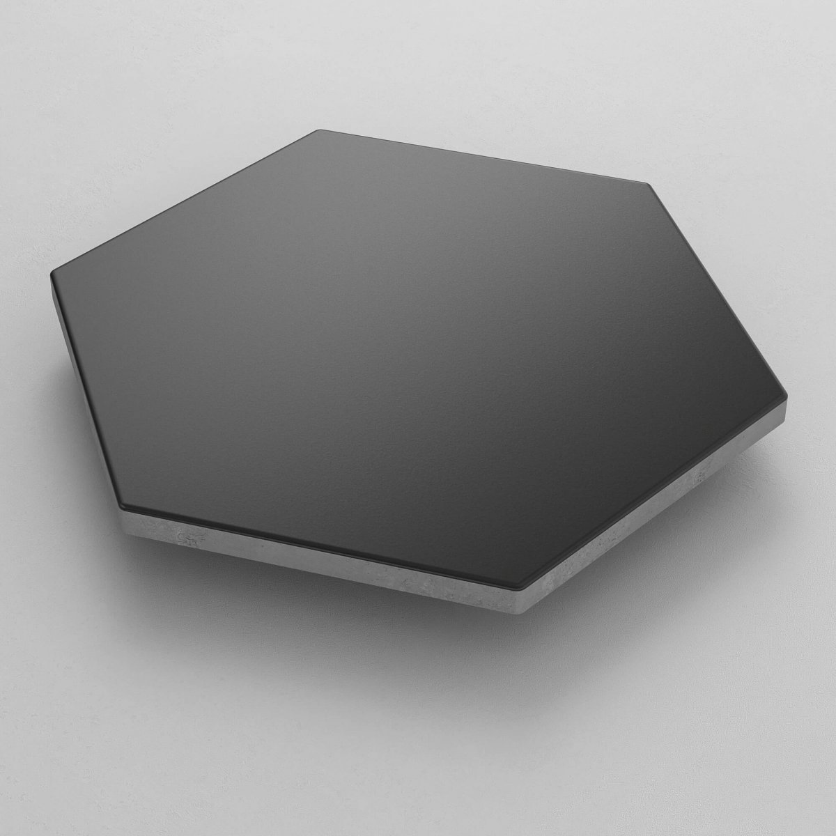 Geotiles Solid Black 258x290mm_Stiles_Product_Image2